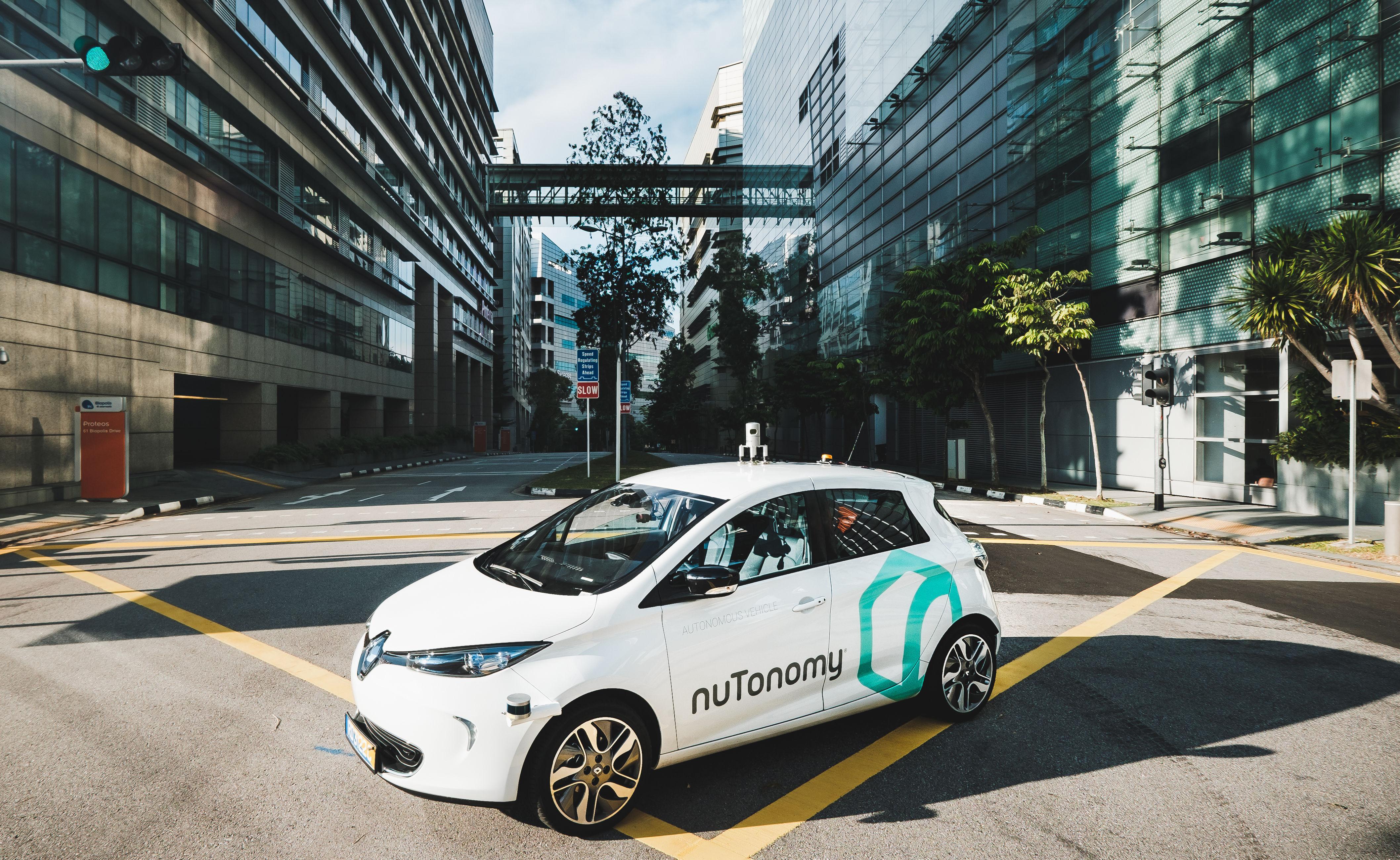 为什么新加坡正在成为无人驾驶的「重镇」?