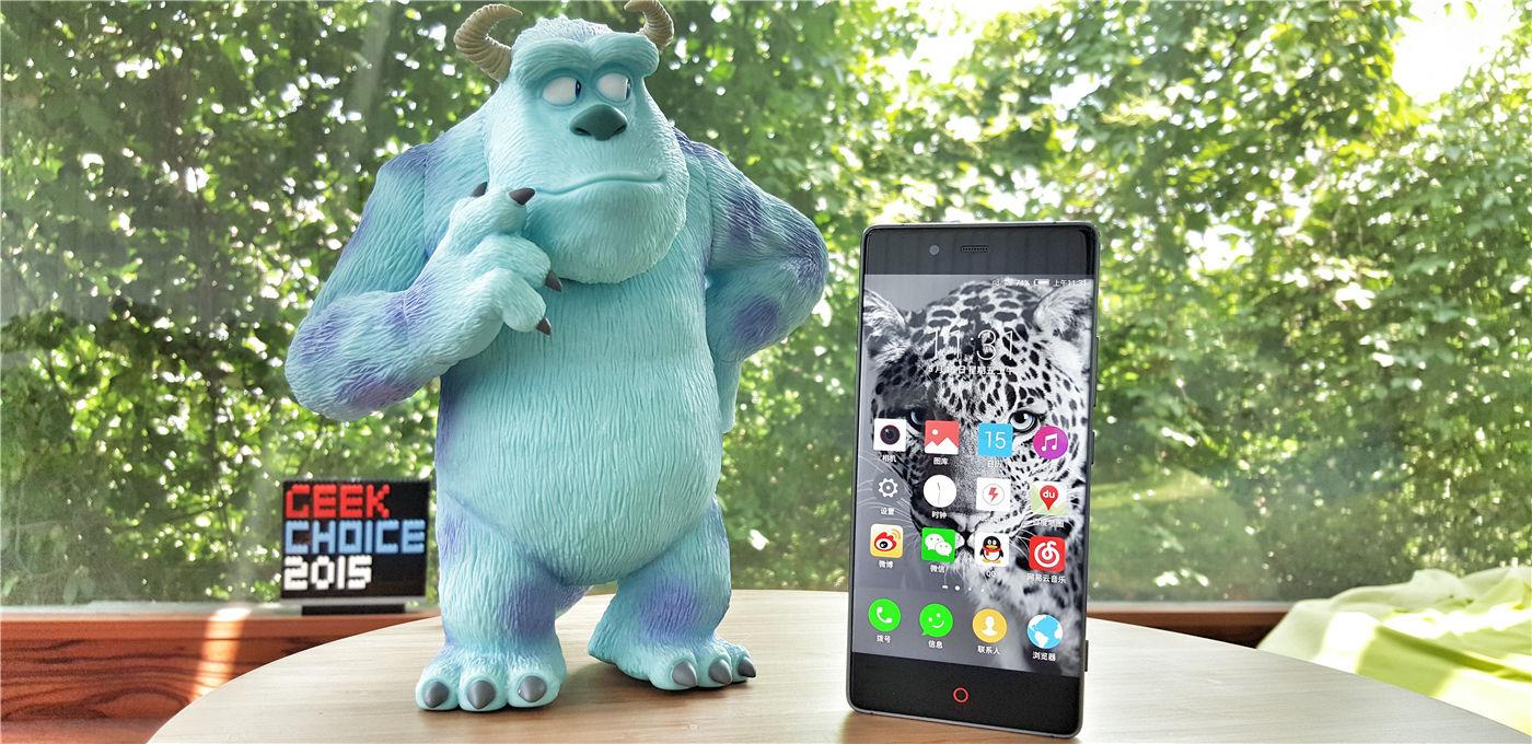 真的是「无边框」手机?努比亚 Z9 使用体验