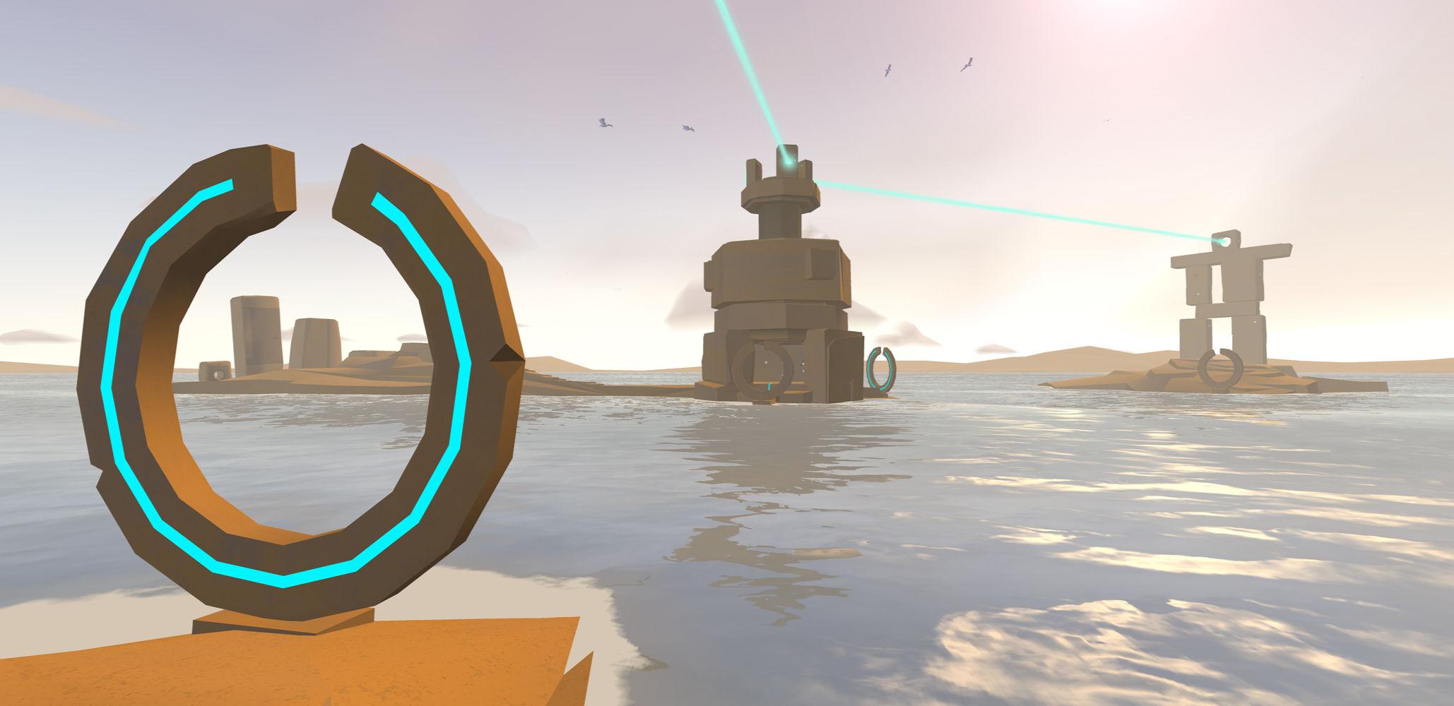 《纪念碑谷》开发商盯上了 VR ,手游是否该换个思路了呢?