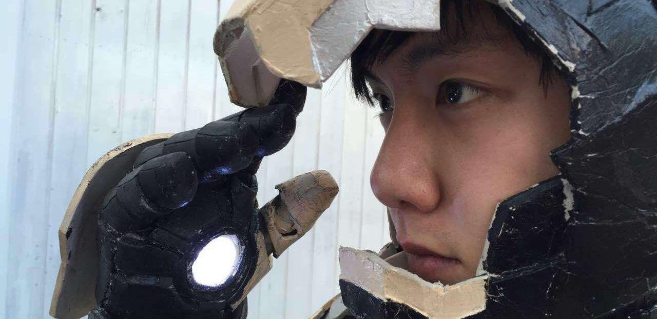 【完全极客养成指南】GIF2015大会上的钢铁侠是谁?
