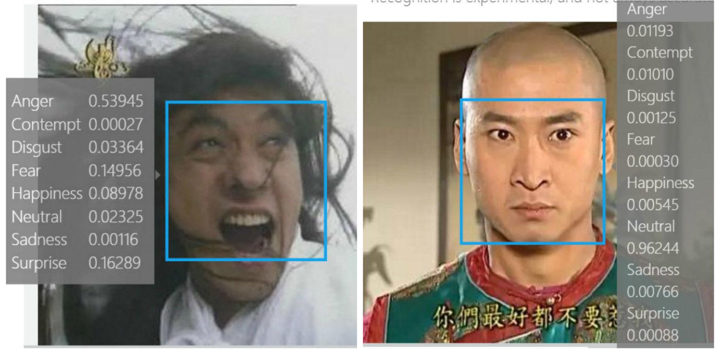 微软想告诉你,马教主和尔康在咆哮时到底是什么心情