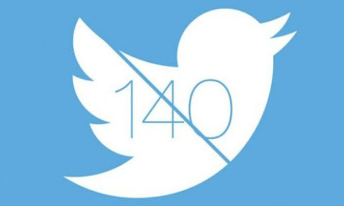 该来的还是会来,Twitter 将历史性取消 140 字符限制