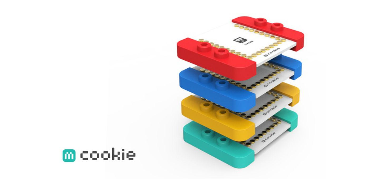 Microduino mCookie:像乐高一样拼出你自己的智能硬件