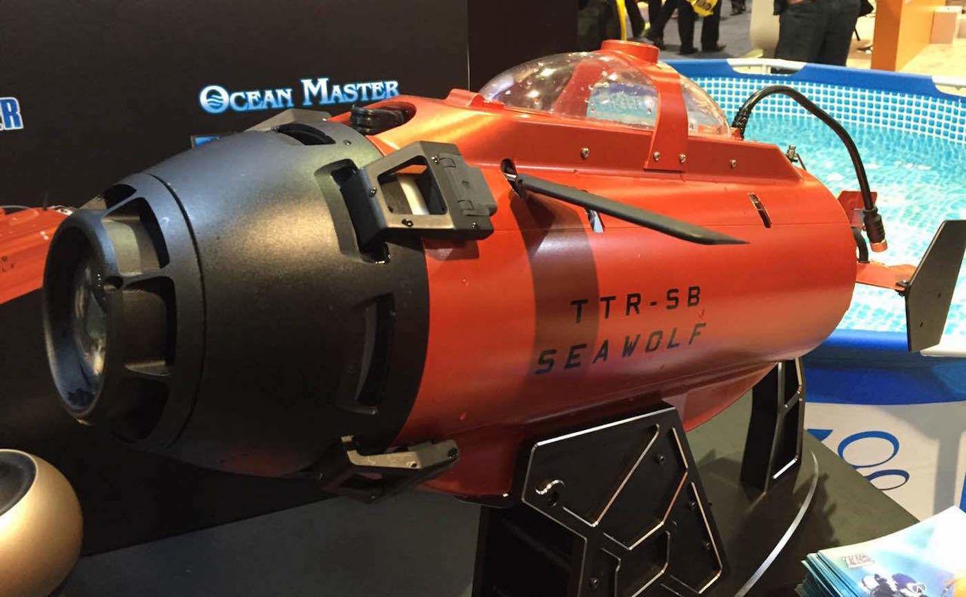 视频 | 无人机玩腻了,航拍看多了?换个口味来看看水下世界