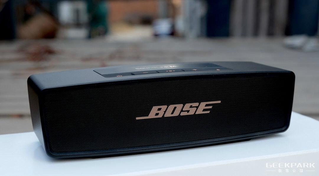 图赏 | Bose SoundLink Mini II 限量版有何不同?