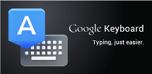 【今日看点】Google 发布 Google Keyboard