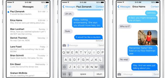 关于 iMessage 垃圾短信的几点有趣事实