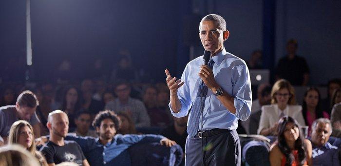 奥巴马呼吁保护网络中立 | 极客早知道 2014 年 11 月 11 日