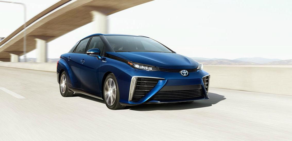 特斯拉是最能跑的新能源车?丰田不高兴了