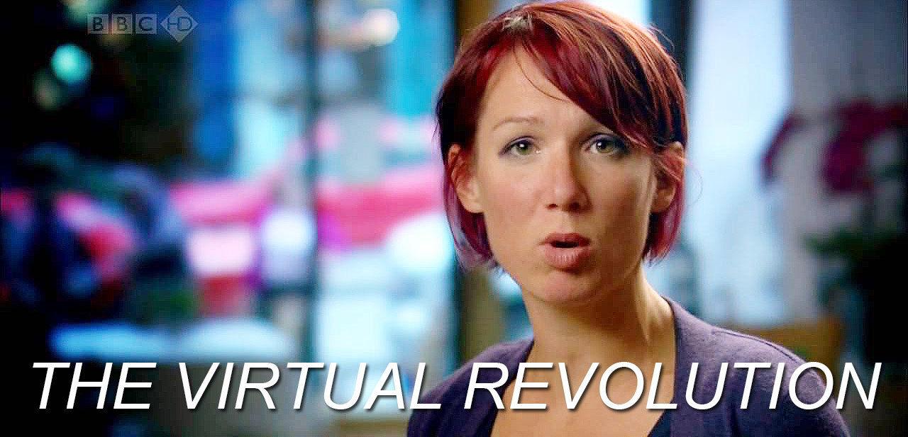 春节推片:《虚拟革命 The Virtual Revolution》