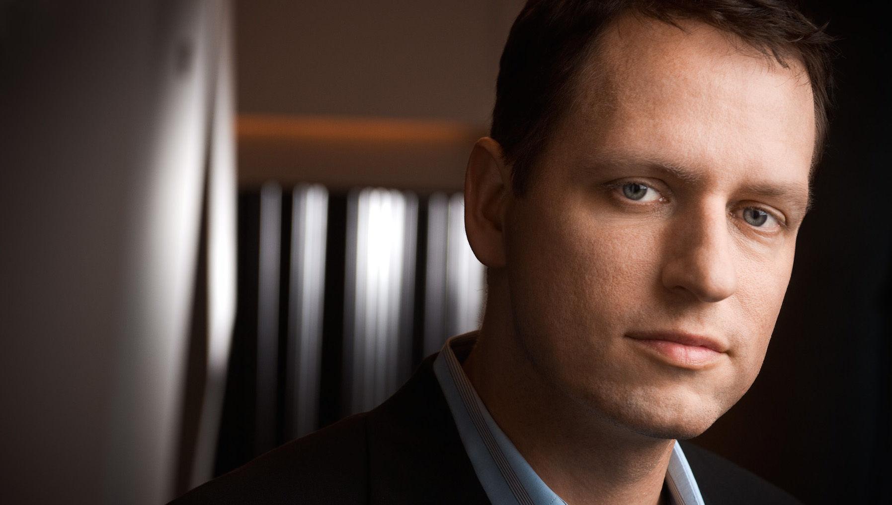 来,干了这碗来自Peter Thiel 的硅谷鸡汤