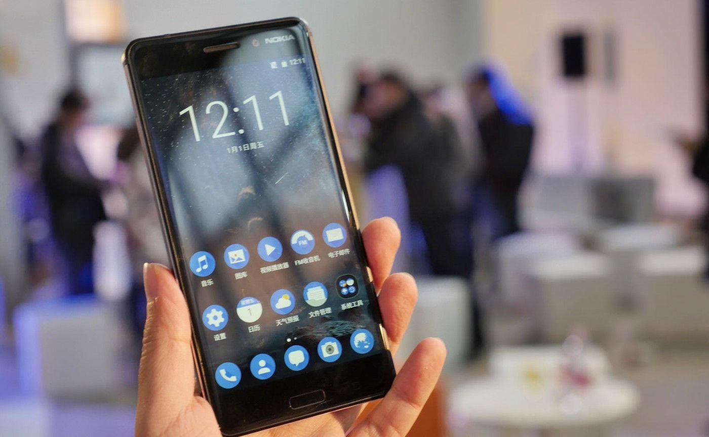 为情怀充值,Nokia 6 京东预约超 15 万   极客早知道 2017 年 1 月 12 日