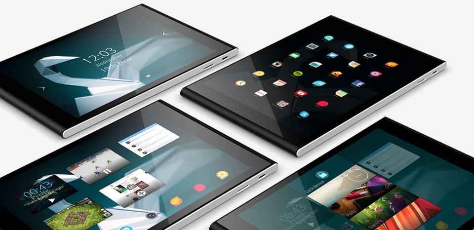 Jolla Tablet :继续不跟随