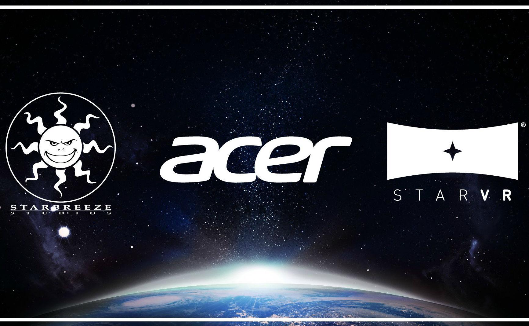宏碁(Acer) 今天也宣布要做 VR 了!