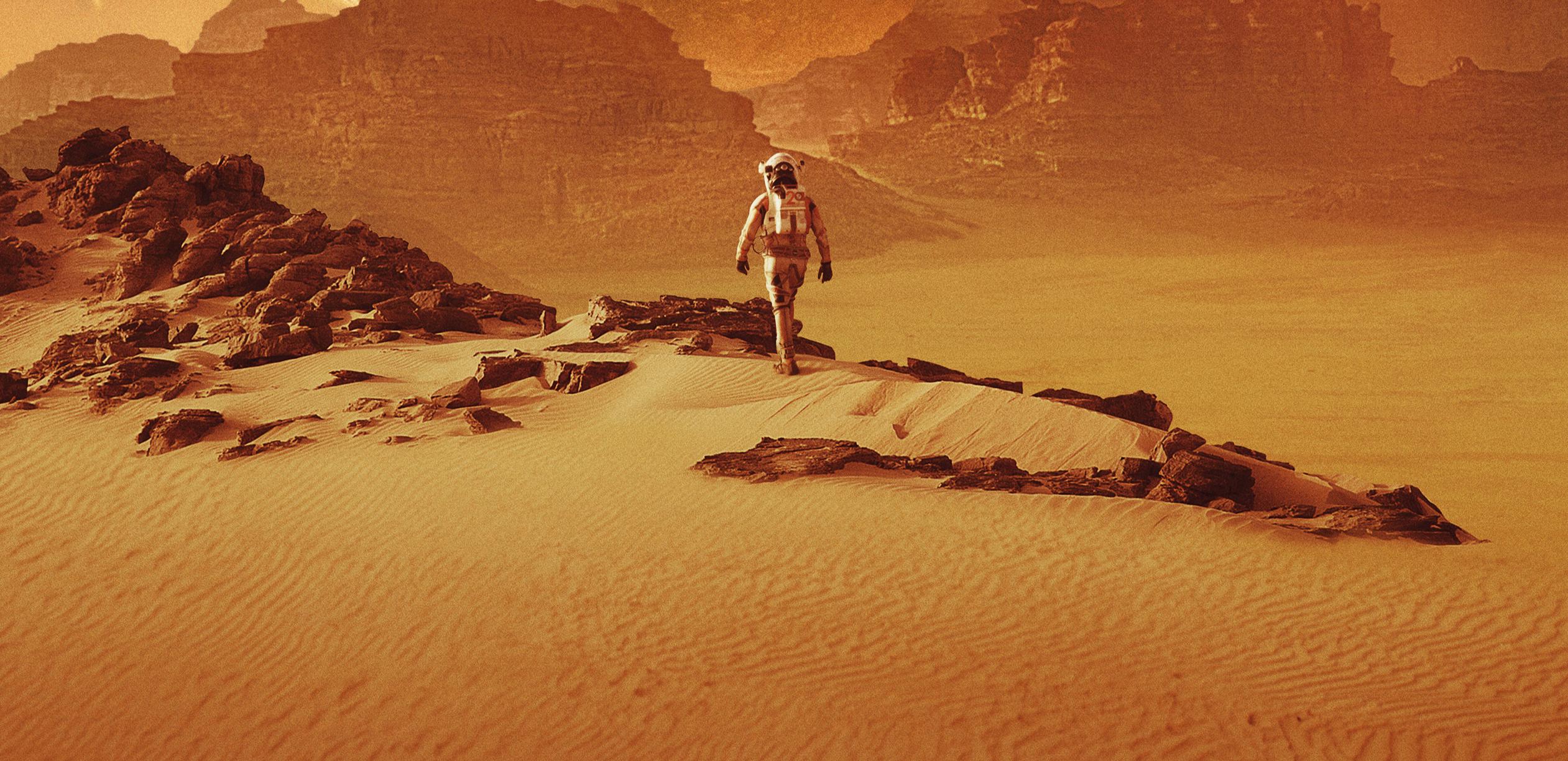 NASA 人人必读的《火星救援》是如何诞生的?
