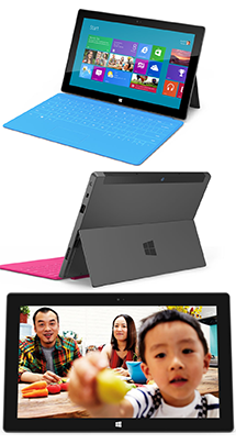 [ Windows 8 专题] Windows 8 平板
