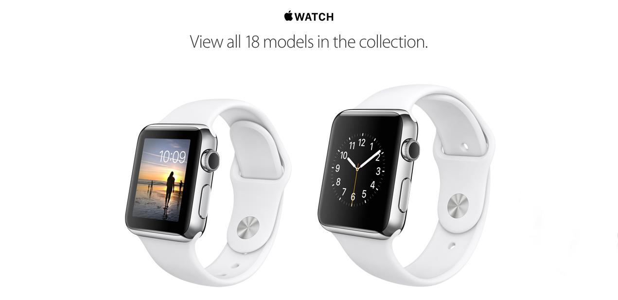 AppleWatch 为什么是方的?