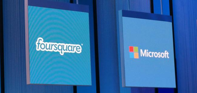 微软伸向 Foursquare 的手 | 极客早知道2013年8月30日