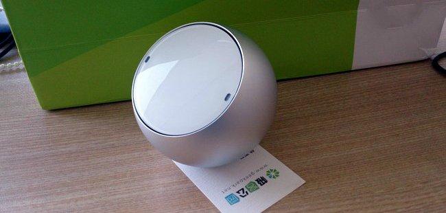 【免费得】放在家里的气象站:墨迹空气果
