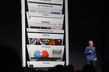 iOS 7 扁平化设计诞生原由