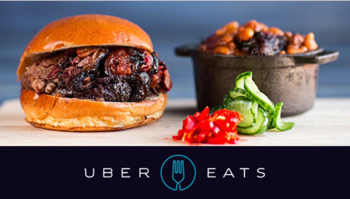 不只是「打车」,Uber 觉得「送餐」这件事也要重视起来