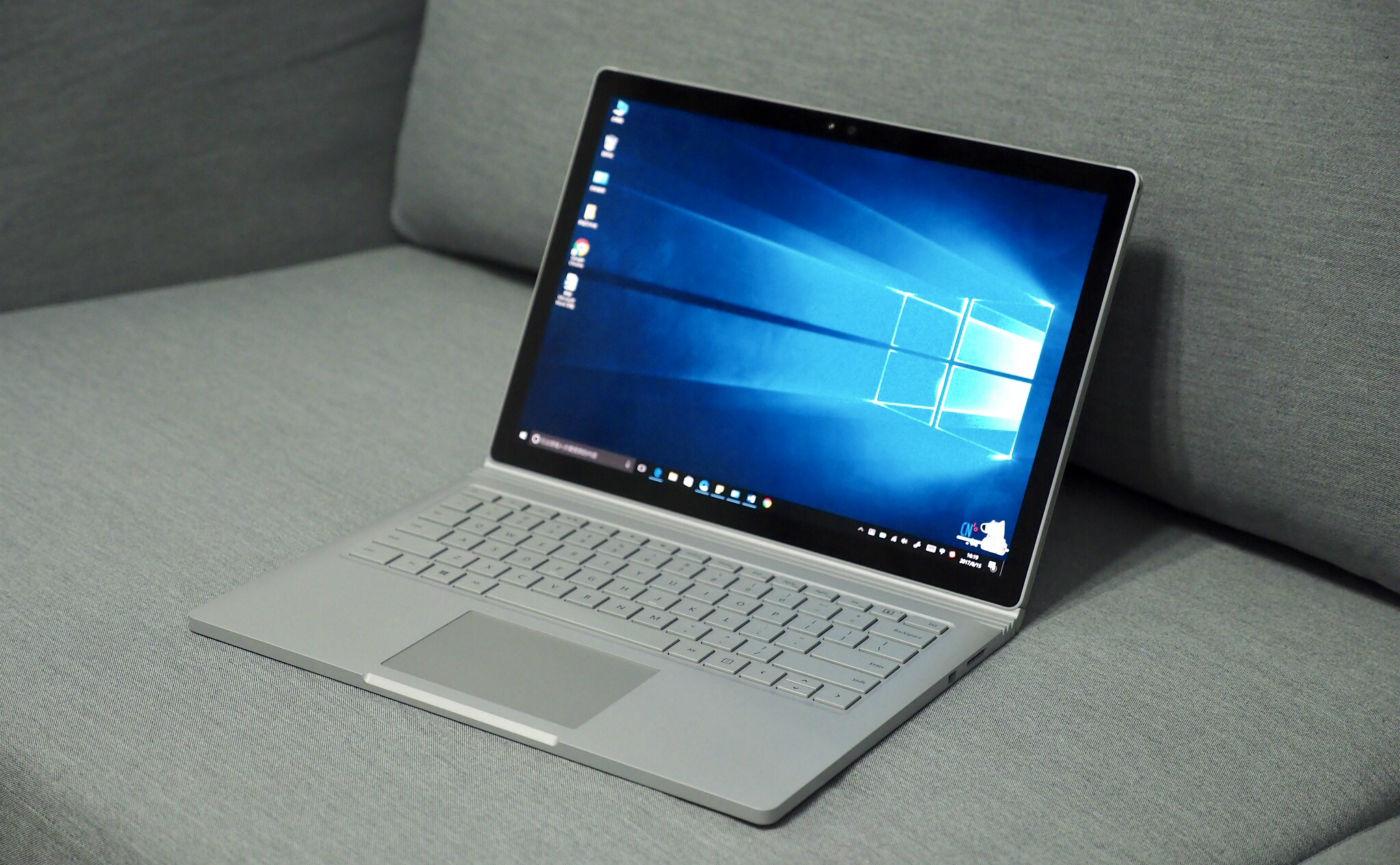 Surface Book 增强版体验:最好的 Windows 二合一电脑?