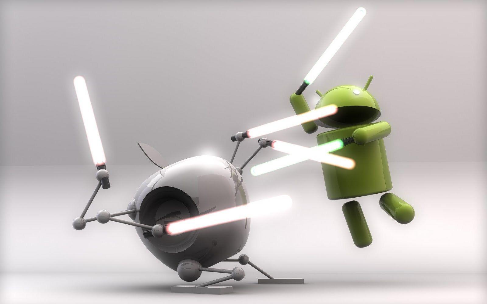 iPhone 还是 Android,一场外卖引发的「激战」