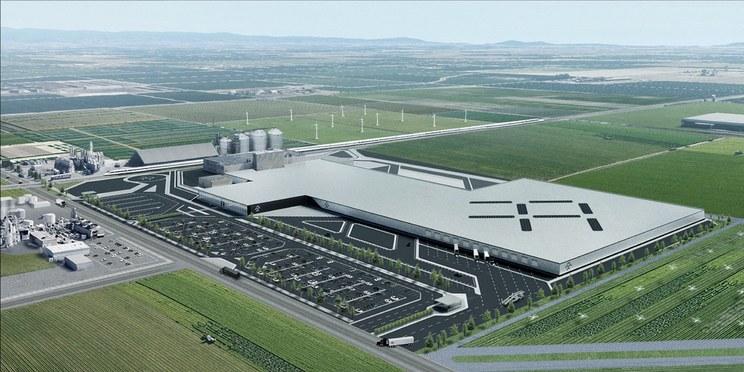 贾跃亭要回国了?解密 Faraday Future 搞定的加州新工厂