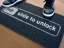 十大极客必备门垫地毯