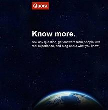 Quora 的 Blogs:产品演化和盈利探索