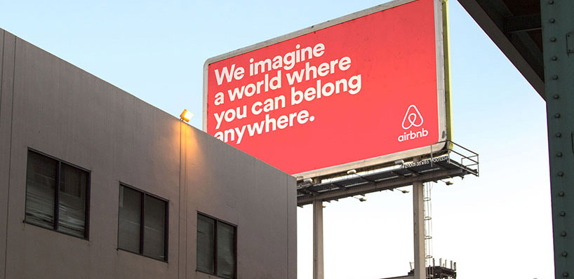 Airbnb 的成功不是因为效率,而是让你以它为荣