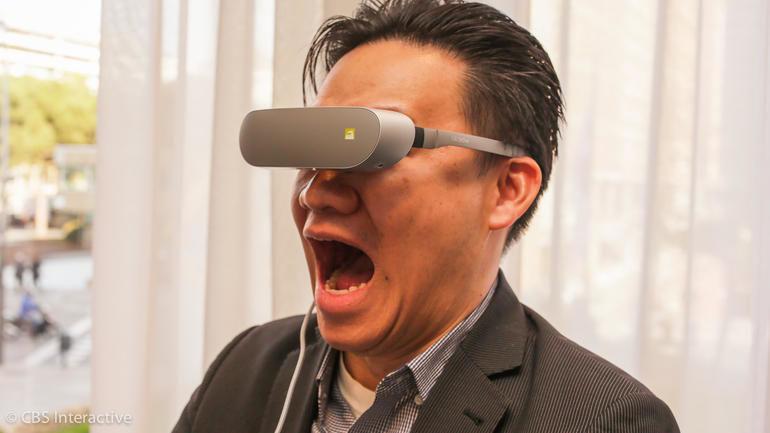 与众不同但内功不好:LG 360 VR 上手评测