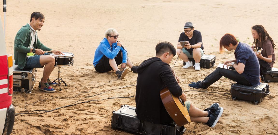 这个乐队用 iPad 做电子乐,他们说你也可以