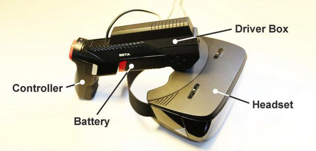 更平易,更友好的虚拟现实套件 ANTVR