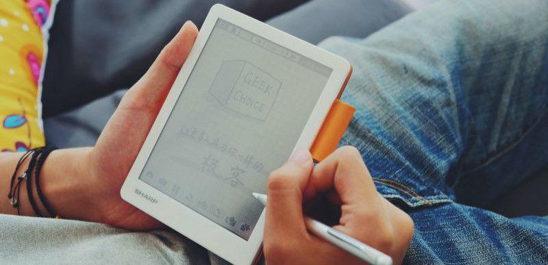 体验 | 感受一下这个纯粹的手写电子记事本
