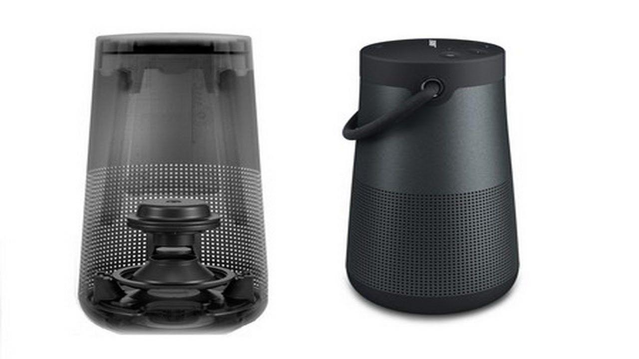 Bose Revolve 蓝牙音箱上手,除了「更圆」还有什么特别之处?