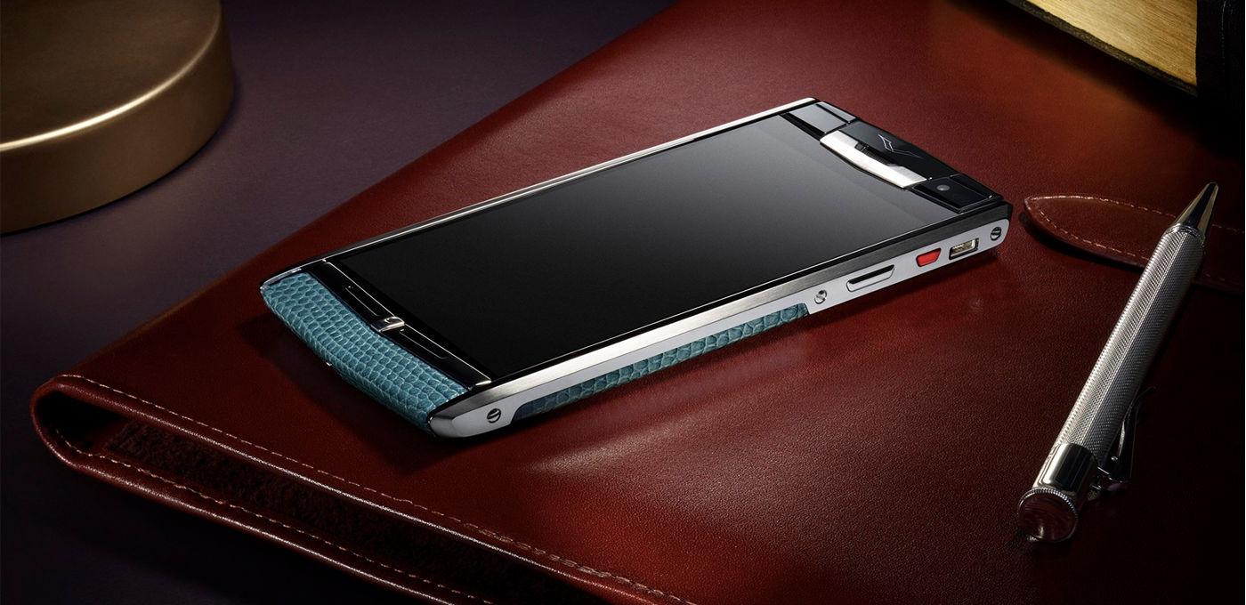 Vertu 易主中国神秘买家:自造安全手机操作系统