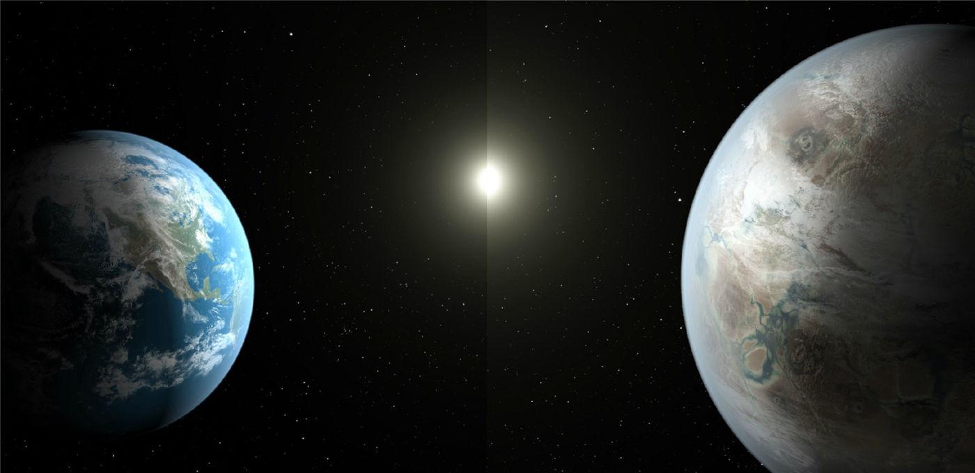 NASA宣布发现「第2个地球」 | 极客早知道 2015 年 7 月 24 日
