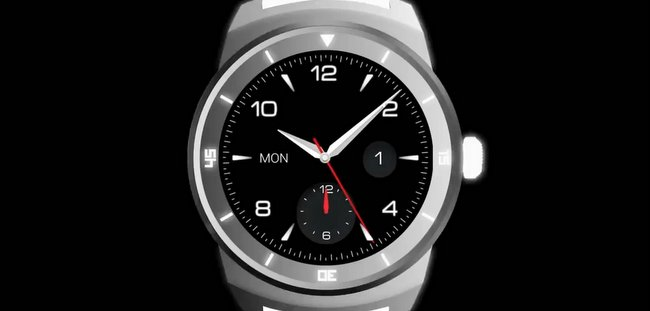 LG:我也有圆形屏智能手表 | 极客早知道 2014 年 8 月 25 日