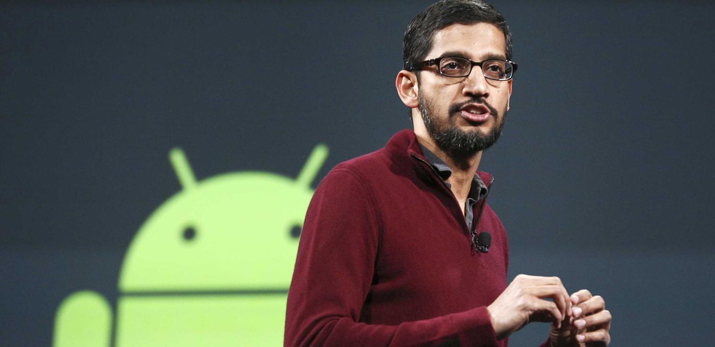 Google 调整管理层:押注皮猜意味着什么