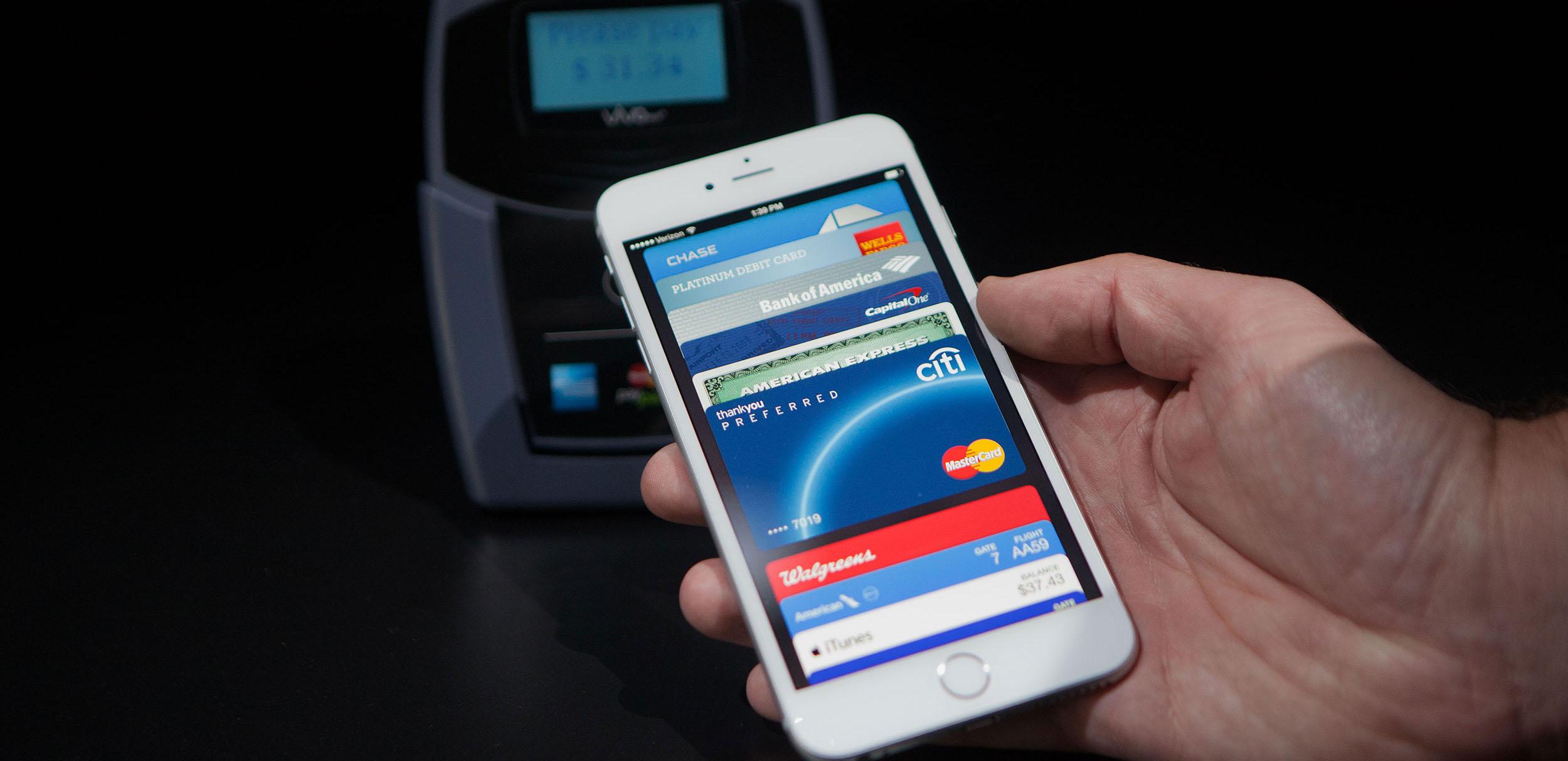 支付宝和 Apple Pay 互相看中了什么?