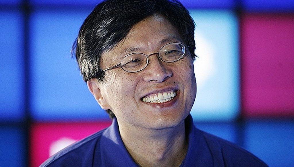 沈向洋:「新微软」的武器