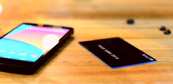 最优雅实用的手机配件:SALT